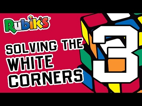 How To Solve A Rubik's Cube | OFFICIAL TUTORIAL PART 3