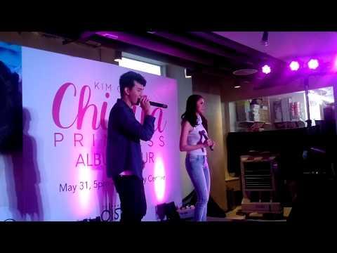 """Wala Man Sa'yo Ang Lahat""  Live Performance by Kim Chiu and Myrus (Duet Version)"