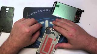 galaxy s5 active screen replacement