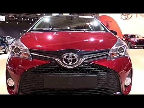 2017 Toyota Yaris Car Preview Toronto