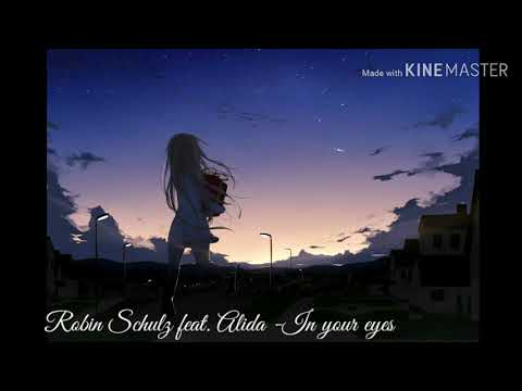 Nigtcore - In Your Eyes (Robin Schulz Feat. Alida)