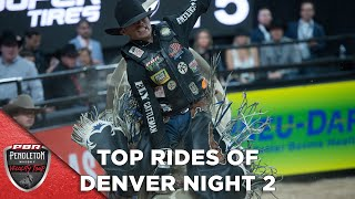 Top Rides From Round 2 of the Denver Chute Out | 2020
