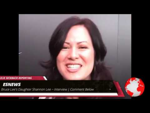 Bruce Lee's Daughter Shannon Lee  What do you think?
