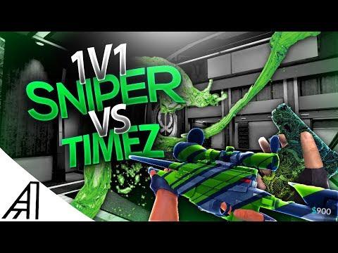 Critical Ops Pro Sniper  1 vs 1