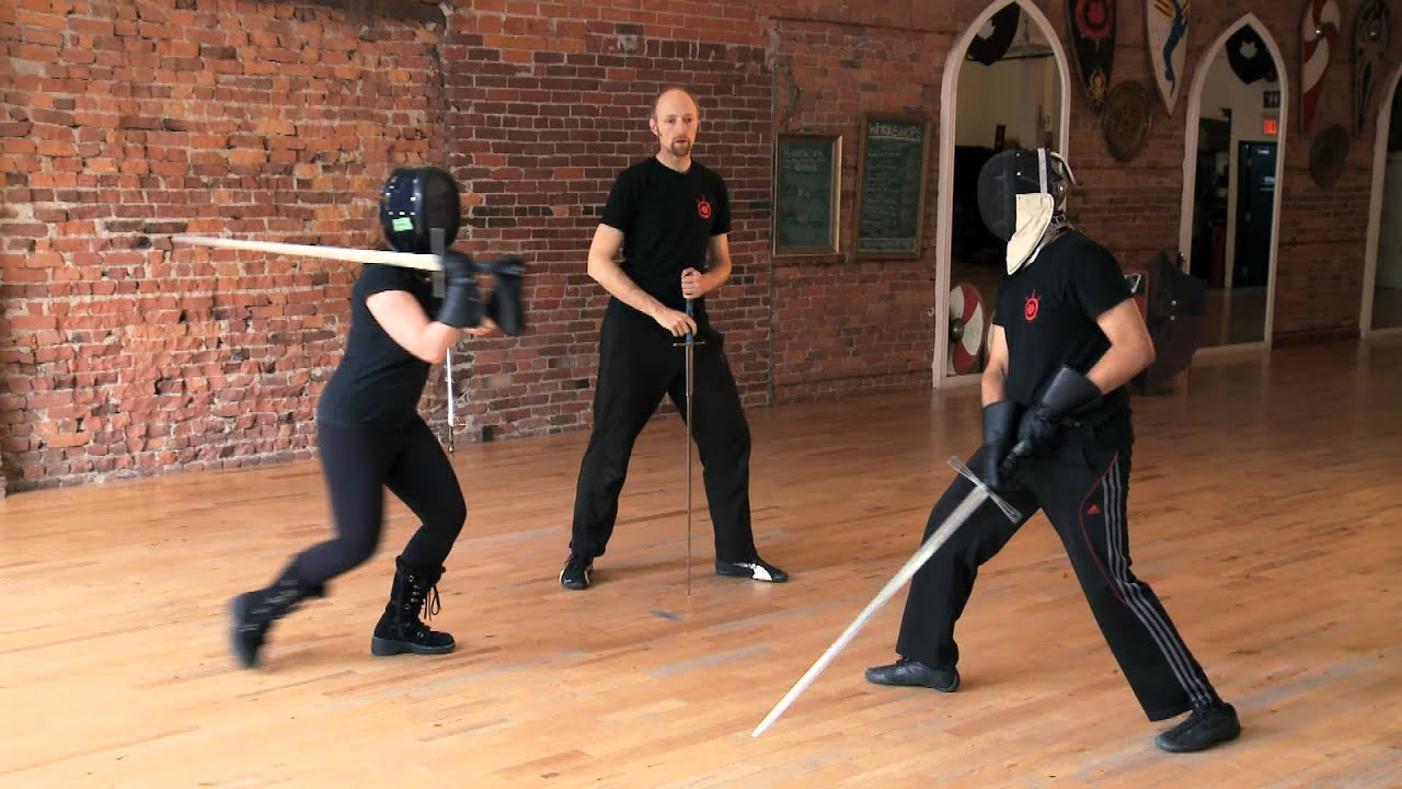 Swordplay - Academie Duello - Learn How to Sword Fight