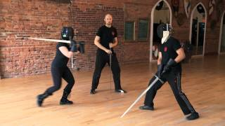 Video Swordplay - Academie Duello - Learn How to Sword Fight download MP3, 3GP, MP4, WEBM, AVI, FLV Juni 2018