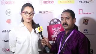 Actress Manju Warrier talks about Indywood Film Market