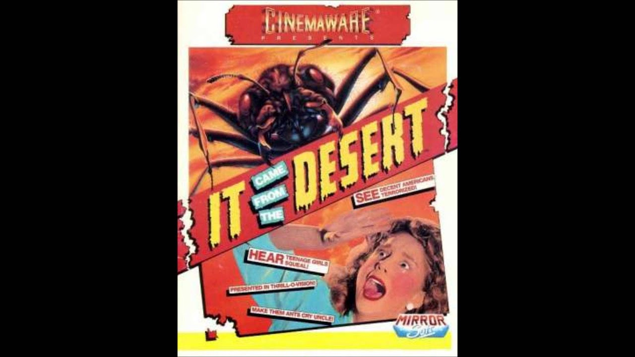 Amiga Music It Came From The Desert 14 Ida Youtube