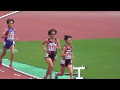 関東陸上競技選手権2017 女子500...