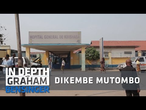 Dikembe Mutombo on dire straits of Congolese healthcare