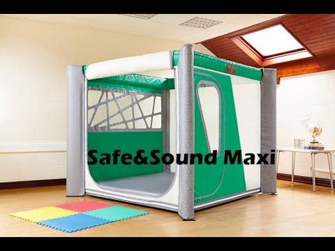 safe bedroom autism - youtube