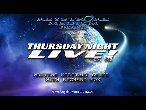TNL - Believable Military Science Fiction Pt. 2 w/ Richard Fox