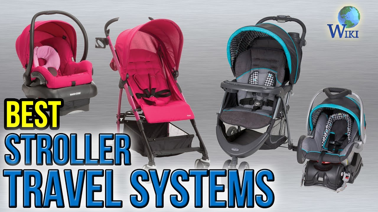 10 Best Stroller Travel Systems 2017