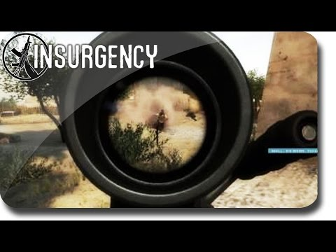 Insurgency ► Panj Sniper (New Map!)