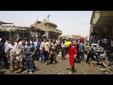 Suicide bomber kills 15 in Iraq's Shabak minority area