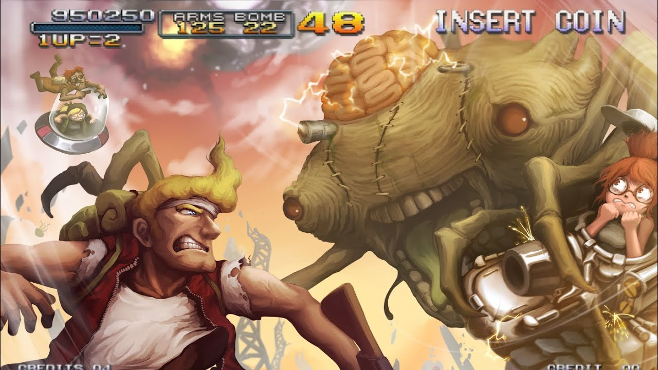 The Hardest and Longest Mission in Metal Slug History