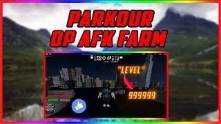 Roblox: Parkour Script OP AUTO FARM (WORKING)