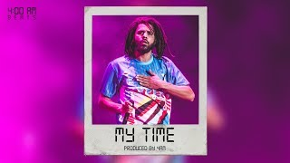 Free J Cole Type Beat 'My Time' | Chill Hip Hop Beat | Instrumental | Free Type Beat | 4AM Beats