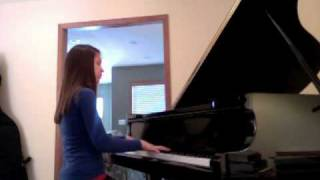 """When I Go Down"" by Relient K (Piano cover)"