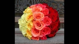 Самые красивые свадебные букеты невесты/The most beautiful bouquets for the bride