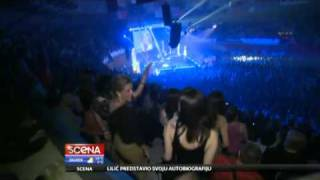 Jelena Rozga - Koncert u Ciboni (Scena