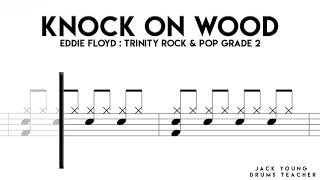 Knock On Wood   Trinity Rock & Pop Drums Grade 2