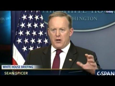 Sean Spicer Says Federal Crackdown On Recreational Marijuana Coming Soon!