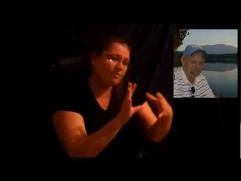 You Can Let Go Now Daddy by Crystal Shawanda in ASL