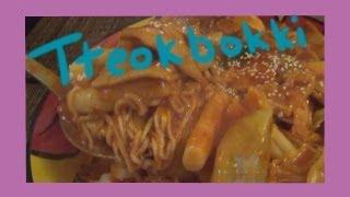 Cooking with My Korean Husband - Tteokbokki