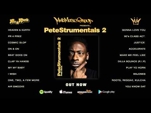 Pete Rock - Petestrumentals 2 (Official Album Stream)