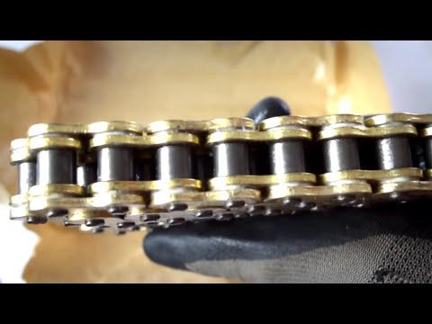 Παρουσίαση Unboxing Αλυσίδα Κίνησης JT Chain Z1R G&G
