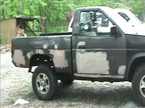 how to make a convertible custom truck youtube. Black Bedroom Furniture Sets. Home Design Ideas