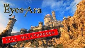 The Eyes of Ara * FULL GAME WALKTHROUGH GAMEPLAY