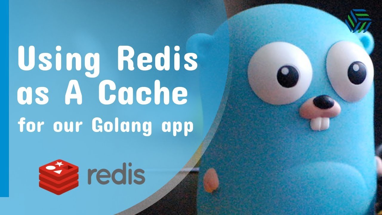 Use Redis as caching for the Golang API