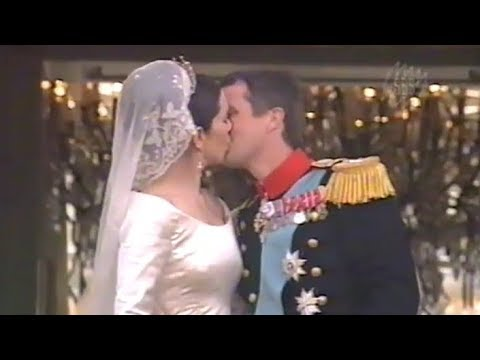 Danish Royal Wedding of Prince Frederik and Mary Donaldson (English Commentary)