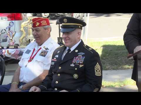 Rededication Ceremony for the Fallen Heroes Memorial and Field of Honor