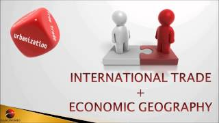 Paul Krugman - International Trade and New Geographic Economy