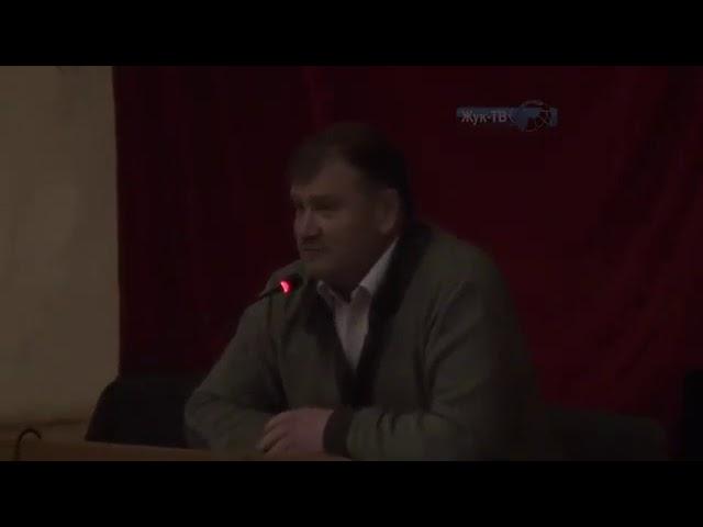В Жуковском прошло первое совещание общественной палаты