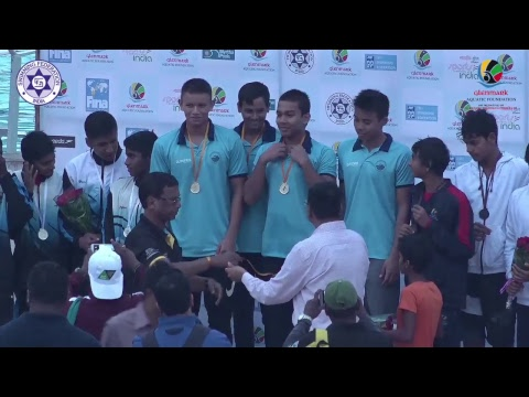 GLENMARK 35th SUBJUNIOR & 45th JUNIOR NATIONAL AQUATIC CHAMPIONSHIP 2018