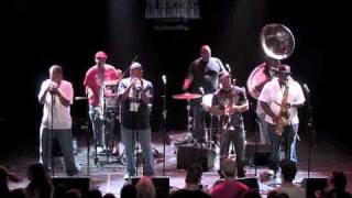 Soul Rebels Brass Band | I Want You Back | Montreal Jazz Festival