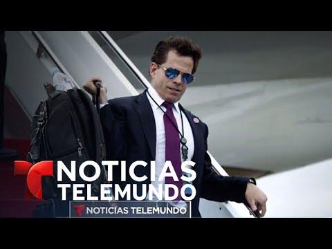 Noticias Telemundo, 31 de julio de 2017 | Noticiero | Noticias Telemundo