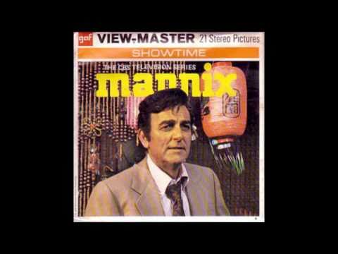 LALO SCHIFRIN - TURN EVERY STONE (from Mannix soundtrack)