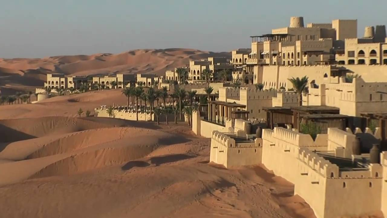 Qasr Al Sarab In Abu Dhabi Emirate