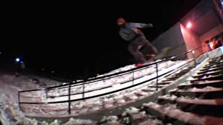 DC SNOWBOARDING: ANTO CHAMBERLAND - FULL PART