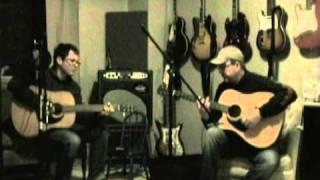 1.  Gods Reflex - Careering - Acoustic 2011