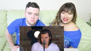 One Direction - Night Changes (Acoustic)REACTION!!