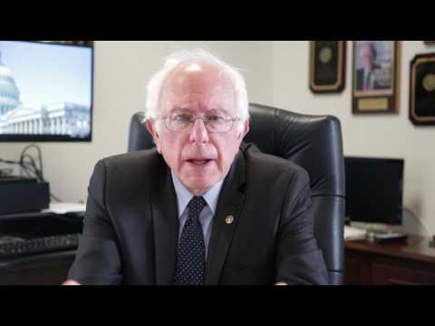 Bernie Responds to Republicans' Health Care Bill