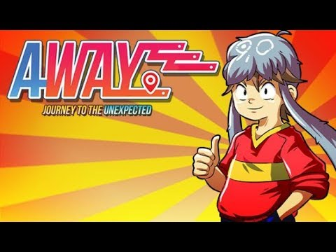 AWAY: Journey to the Unexpected Game Play Walkthrough / Playthrough |