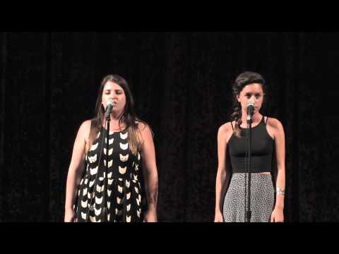 "National Poetry Slam Finals 2014 - ""Say No""  Olivia Gatwood, Megan Falley"