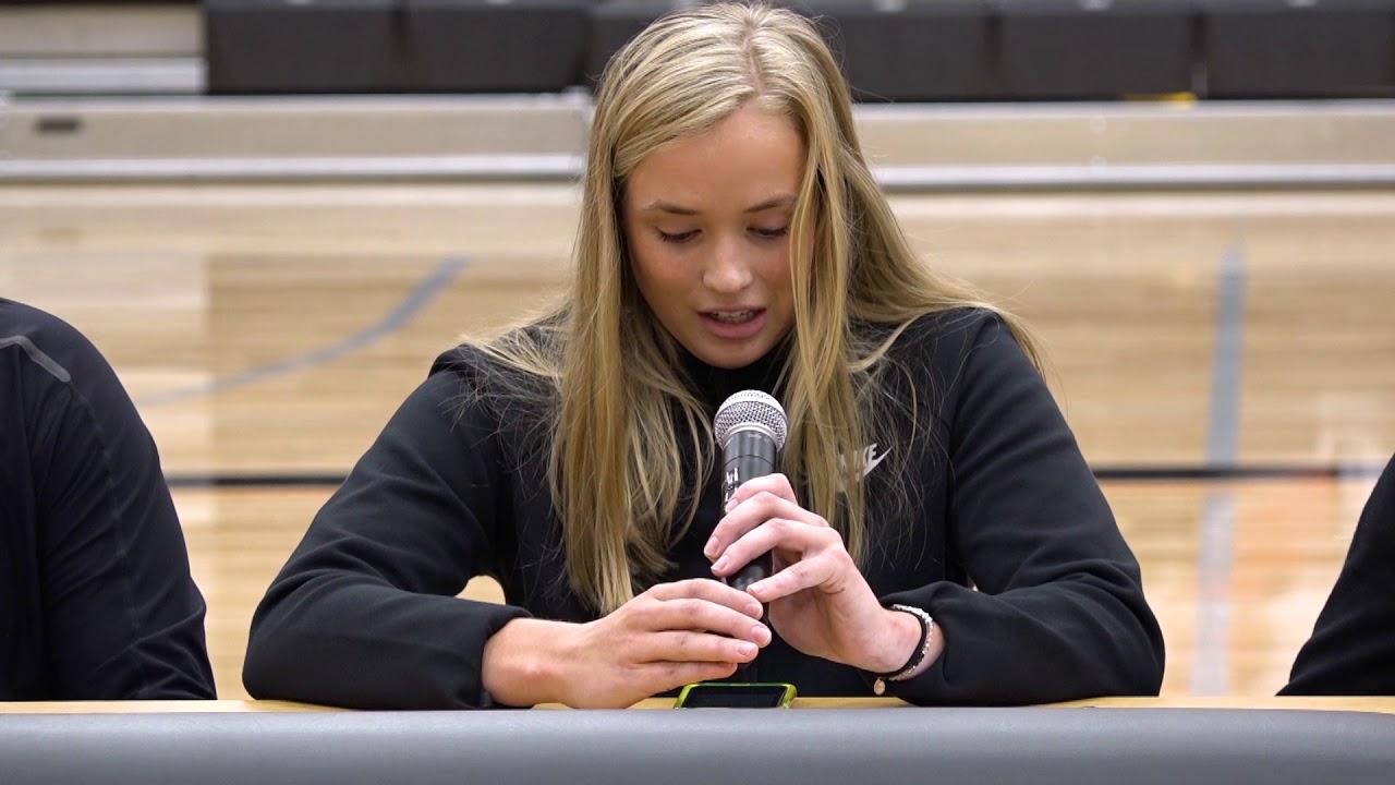 Hailey Van Lith Chooses Louisville 2019-11-16